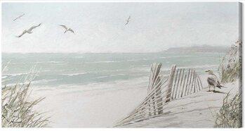Tableau sur Toile Richard Macneil - Coastal Dunes