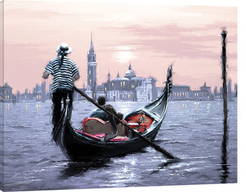 Tableau sur Toile Richard Macneil - Venice