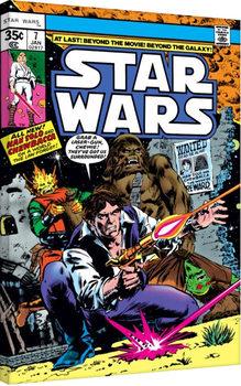 Star Wars - Surrounded Tableau sur Toile