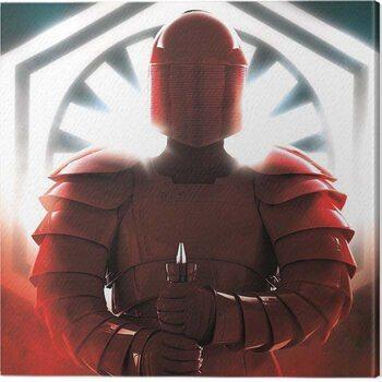 Tableau sur Toile Star Wars The Last Jedi - Elite Guard Defend