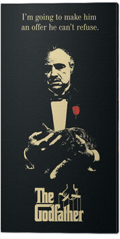 Tableau sur Toile The Godfather