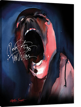 Pink Floyd The Wall - Screamer Tableau sur Toile