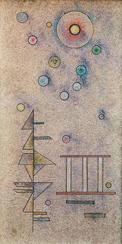 Scarcely, 1930 Tableau sur Toile