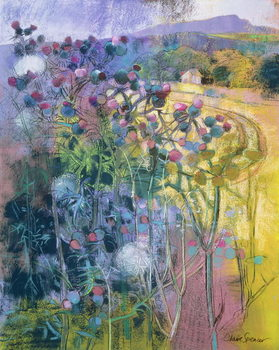 The Wild Beauty of Clee Tableau sur Toile