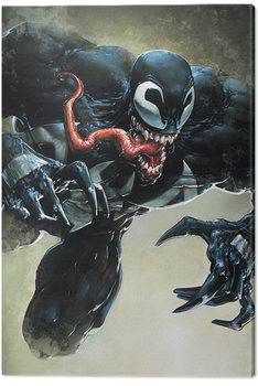 Venom - Leap Tableau sur Toile