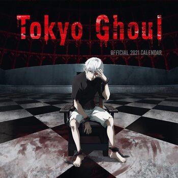 Ημερολόγιο 2021 Tokyo Ghoul