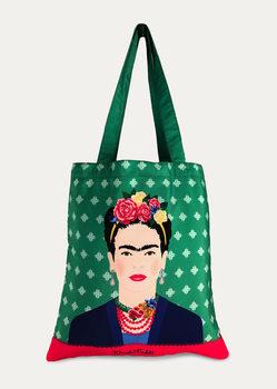 Frida Kahlo - Green Vogue Torba