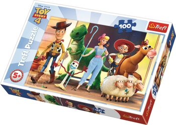 Pussel Toy Story 4