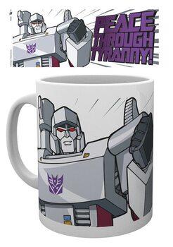 Taza Transformers - Peace