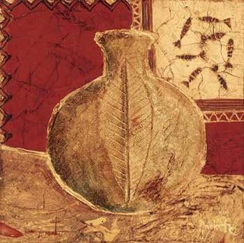 Tribal Renaissance I Festmény reprodukció