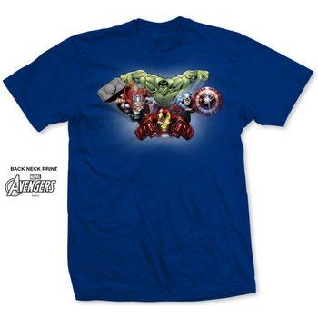 Tričko Avengers - Avengers Character XXL