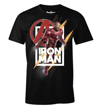 Tričko Avengers: Endgame - Iron man
