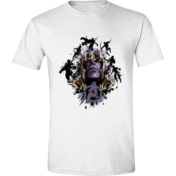 Tričko  Avengers: Endgame - Warlord Thanos