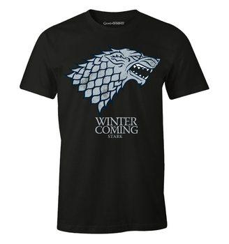 Tričko Hra o Trůny (Game of Thrones) - Winter Is Coming