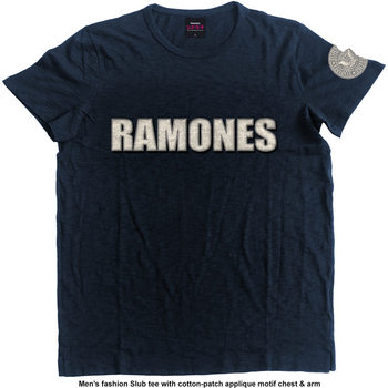 Tričko  Ramones  - LOGO & PRESIDENTIAL SEAL
