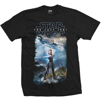 Tričko  Star Wars: The Last Jedi - Falcon