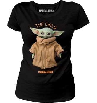 Tričko Star Wars: The Mandalorian - The Child Mandalorian
