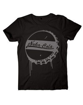 Fall Out - Black Nuka-Cola Tricou