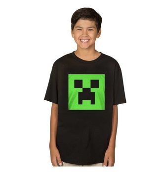 Minecraft - Creeper Tricou