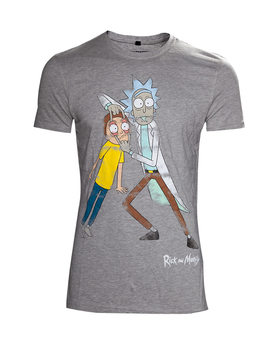 Rick & Morty - Crazy Eyes Tricou