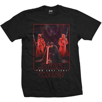 Star Wars: The Last Jedi - The Dark Side Tricou