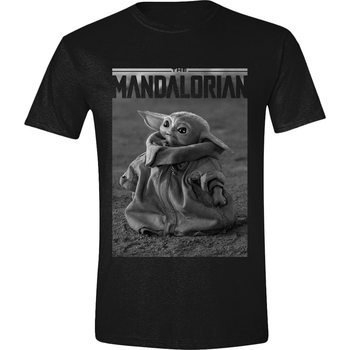 Star Wars: The Mandalorian - The Child Tonal Tricou