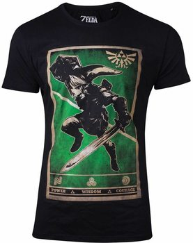 The Legend Of Zelda - Propaganda Link Tricou