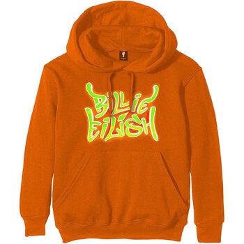 Tröja Billie Eilish - Airbrush Flames