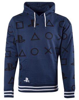 Tröja Playstation - AOP Icons