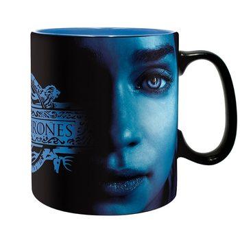 Csésze Trónok Harca - Daenerys & Jon