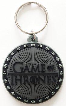 Trónok harca - Game of Thrones - Logo kulcsatartó