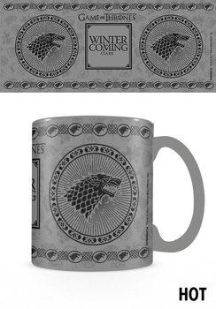 Csésze Trónok Harca - Stark