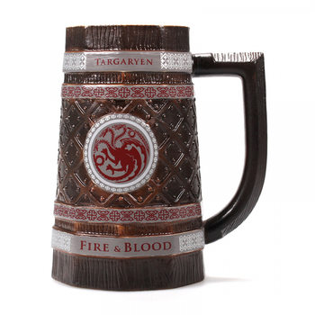 Csésze Trónok Harca - Targaryen