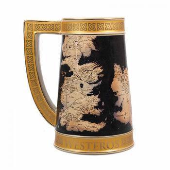 Csésze Trónok Harca - Westeros