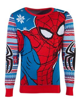 Marvel - Spiderman Trui