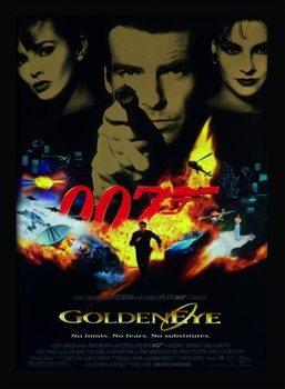 JAMES BOND 007 - Goldeneye Keretezett Poszter