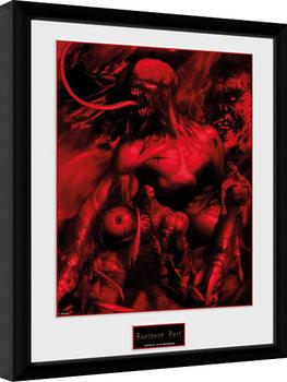 Resident Evil - Montage Keretezett Poszter