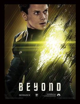 Star Trek: Mindenen túl - Chekov üveg keretes plakát