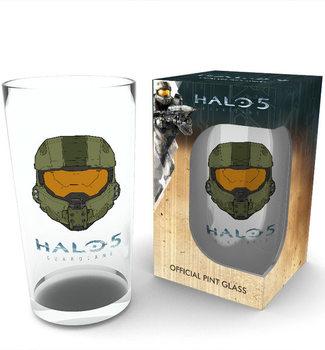 Halo 5 - Mask Üvegpohár