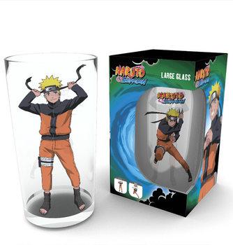 Naruto Shippuden Üvegpohár