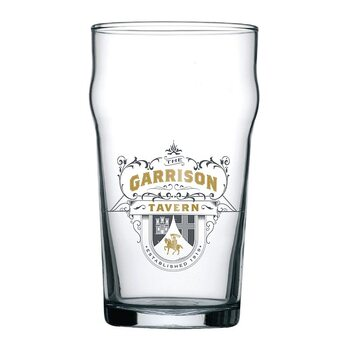 Üvegpohár Peaky Blinders - Garrison Tavern
