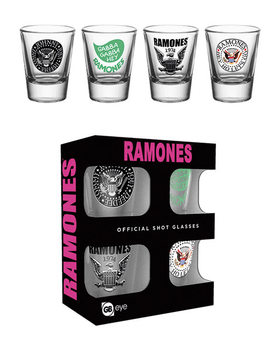 Ramones - Mix (Bravado) Üvegpohár