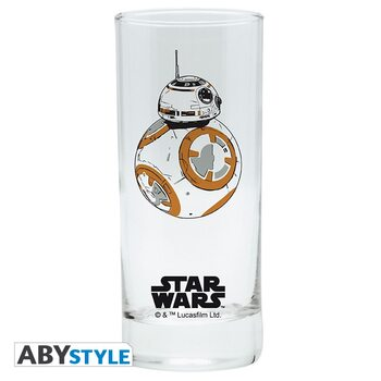 Star Wars - BB8 Üvegpohár