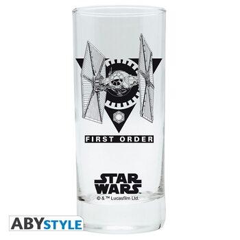 Star Wars - First Order Üvegpohár