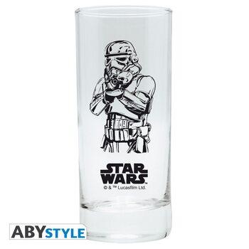 Star Wars - Stormtrooper Üvegpohár