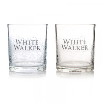 Trónok Harca - White Walker Üvegpohár