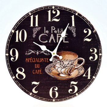 Uhren Design Clocks - Cafe