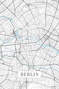 Karta Berlin white