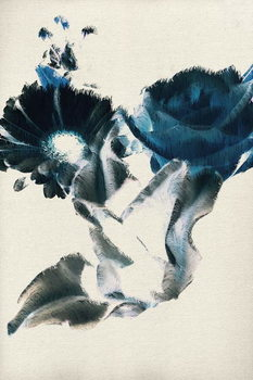 Blue is one color, 2019, Reprodukcija umjetnosti