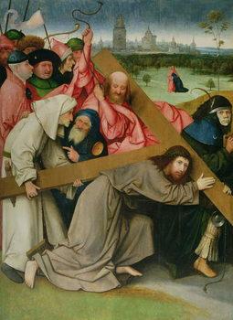 Christ Carrying the Cross Reprodukcija umjetnosti